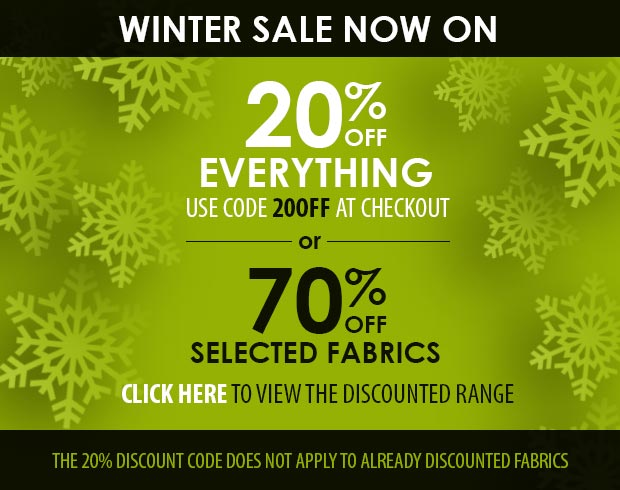 winter 2018 sale