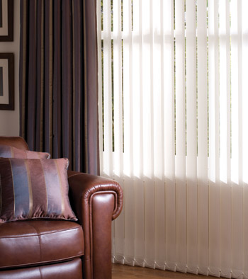 Curtain Express Vertical Blinds